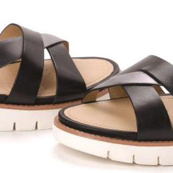 Geox dámské sandály 37 černá