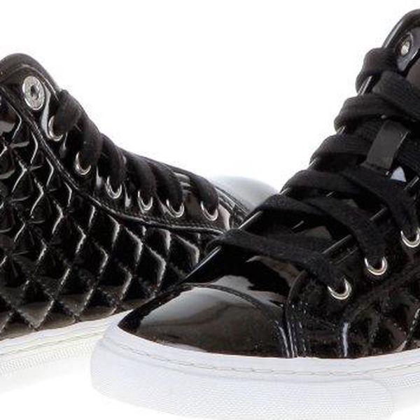 Geox dámské kotníčkové tenisky 40 černá