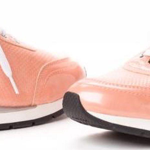 Geox dámské tenisky 38 oranžová