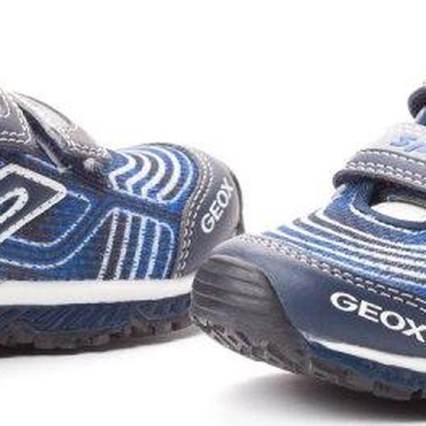 Geox chlapecké tenisky 30 modrá