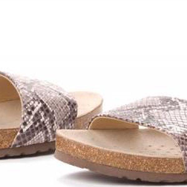 Geox dámské sandály 38 šedá