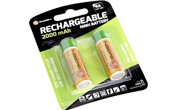 GoGEN AA, HR06 CHARGE 2000, 2000mAh, Ni-MH, blist