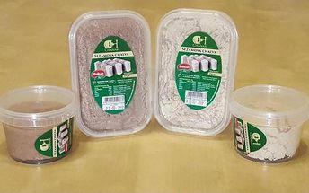 Sezamová halva čokovanilková 150 g