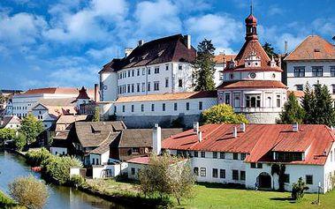 Letní rekreace v krásné krajině České Kanady a Třeboňské pánve