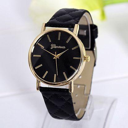 Elegantní dámské hodinky - 2 varianty - dodání do 2 dnů