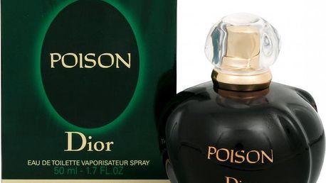 Dior Poison - toaletní voda s rozprašovačem 50 ml