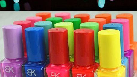 Fluorescenční lak na nehty - dodání do 2 dnů