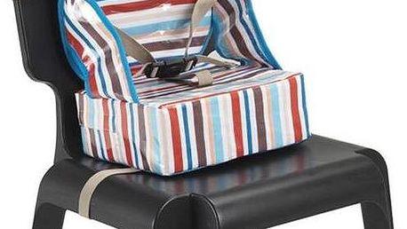 Jídelní židlička Babybirds Lines spirit