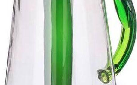 Džbán BANQUET Sydney 2,5 l zelená barva