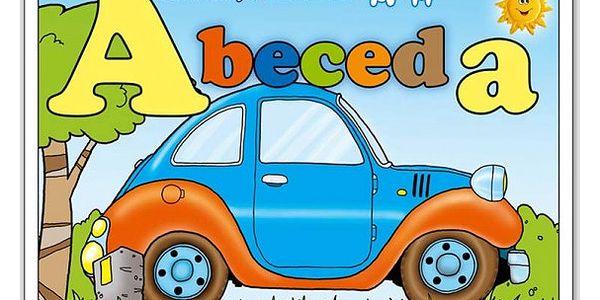 Omalovánky - Abeceda (A-H) - dodání do 2 dnů