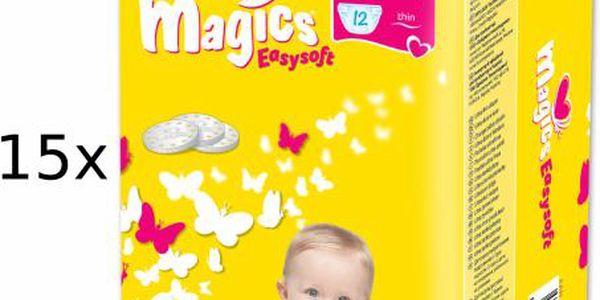 Plenky Magics Easysoft Maxi (7-18kg) Multipack - 180 ks