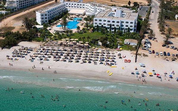 Tunisko, Mahdia, letecky na 11 dní s all inclusive