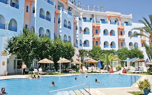 Tunisko, Hammamet, letecky na 15 dní se snídaní