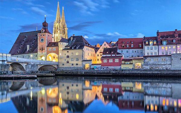 Adventní Regensburg (jednodenní), Regensburg, Německo, autobusem, bez stravy