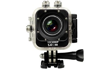 SJCAM M10 CUBE sportovní kamera - černá