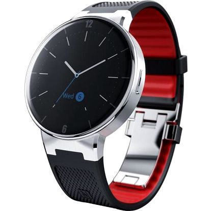 Alcatel OneTouch SM02 SmartWatch Black