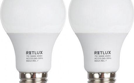 Retlux REL 7 - A60 2x7W E27