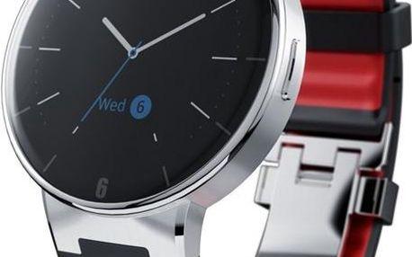 Alcatel OneTouch SM02 SmartWatch Black