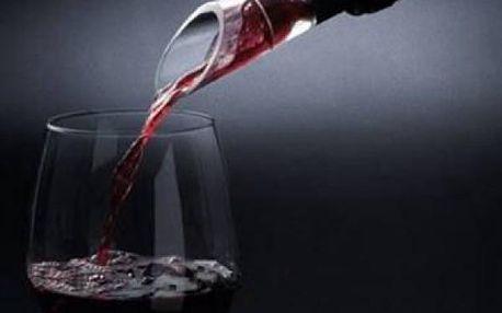 Provzdušňovač červeného vína