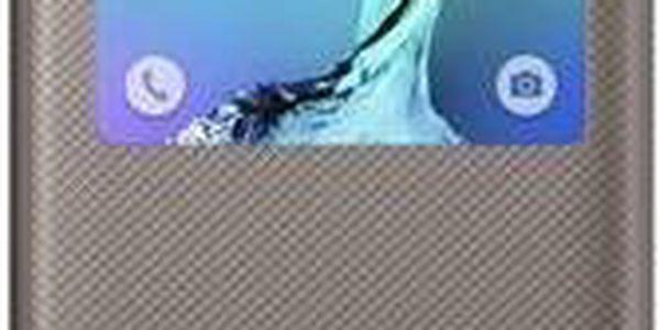 Samsung EF CG928PF S-View Galaxy S6 Edge+, Gold