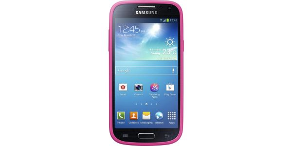 Samsung EF PI919BP Cover+ S4mini Pink