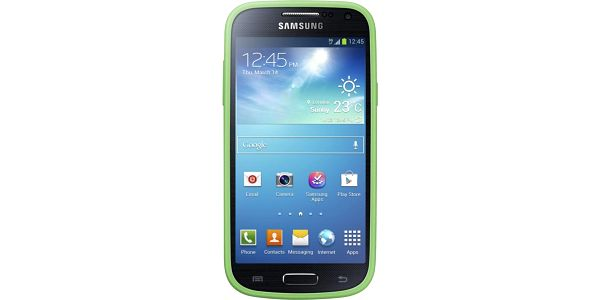 Samsung EF PI919BG Cover+ S4mini Green