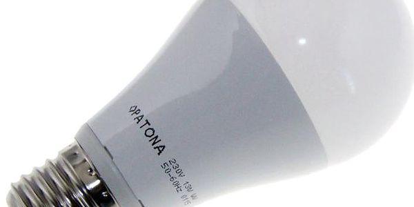 Patona E27/230V A60 SMD2835 13W teplá bílá 1300lm - PT4102