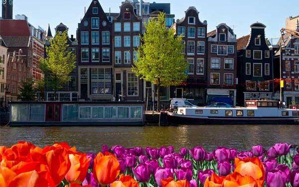 Amsterdam, výroba dřeváků i ochutnávka sýrů