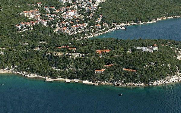 Chorvatsko - Crikvenica na 6 až 8 dní, polopenze s dopravou vlastní 100 m od pláže