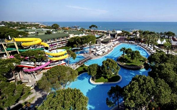 Turecko, Belek, letecky na 4 dny s all inclusive