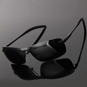 UV400 polarizované sluneční brýle pánské - dodání do 2 dnů