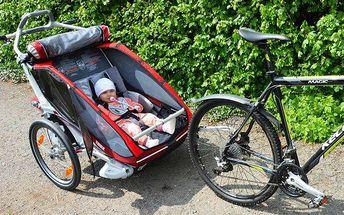 Pronájem vozíku na výlety pro děti u Uherského Hradiště na 1 až 7 dnů