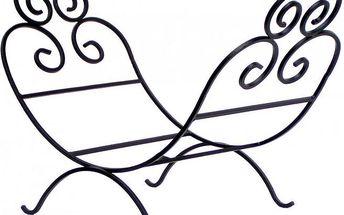 Previosa Stojan na dřevo ke krbu (GL-30459)