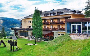 2–5 pohodových nocí v rakouských Alpách