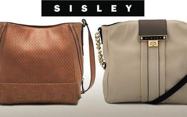 Nádherné dámské crossbody kabelky Sisley