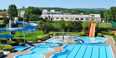 Letní koupaliště a aquapark Hustopeče