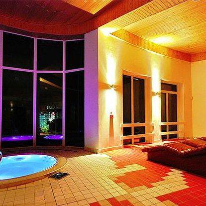 3–6denní wellness pobyt v hotelu Javorník*** na slovenské straně Javorníků pro dva