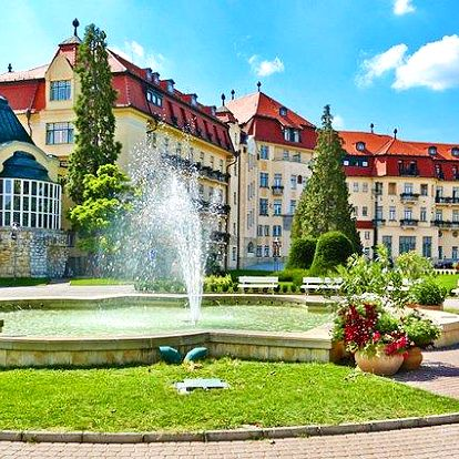 3 až 5denní pobyt s polopenzí a wellness v penzionu Chateau Krakovany u Piešťan pro 2