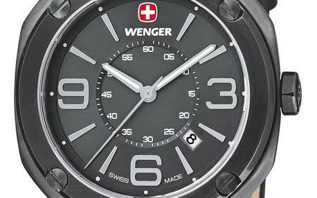 Wenger Escort 01.1051.108 + pojištění hodinek, doprava ZDARMA, záruka 3 roky