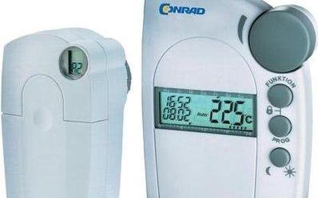 Conrad Nástěnný termostat + termostatická hlavice (FHT8)