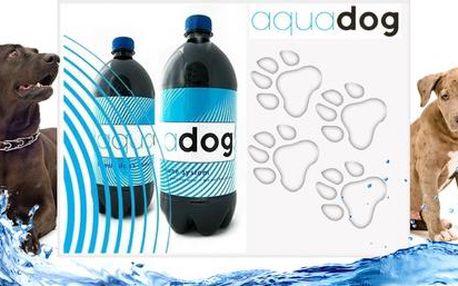 Výživná minerální voda Aquadog pro psy s doručením zdarma