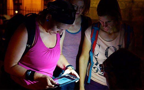 Bitva o Brno: Šifrovací hra v ulicích města