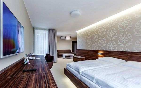 3–6denní pobyt pro 2 se snídaněmi v hotel Morava garni*** Superior v Otrokovicích