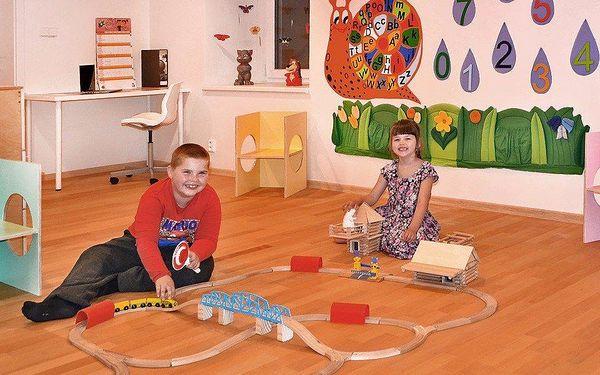 Víkendová a noční školka Preschool Activity