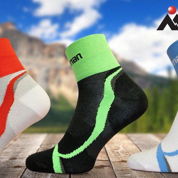 Funkční letní ponožky Northman