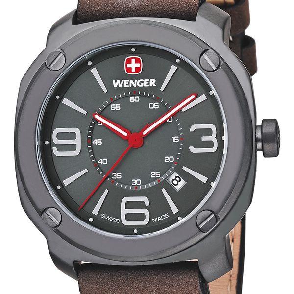 Wenger Escort 01.1051.104 + pojištění hodinek, doprava ZDARMA, záruka 3 roky
