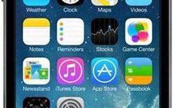 Apple iPhone 5S 16GB (ME432CS/A) šedý + Voucher na skin Skinzone pro Mobil CZ v hodnotě 399 Kč jako dárek + Doprava zdarma