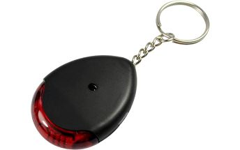 Vyhledávač klíčů se zvukem a světlem
