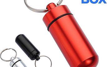 Úložný box na klíče - na drobné předměty nebo pilulky