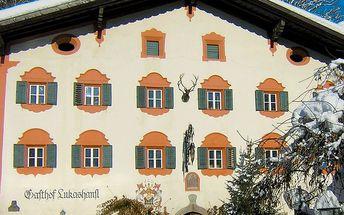 Gasthof Lukashansl, Rakousko, Salcbursko - Kaprun - Zell am See, 4 dní, Vlastní, Polopenze, Alespoň 3 ★★★, sleva 0 %